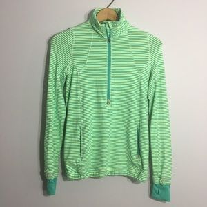 Lululemon Forthright 1/2 Zip